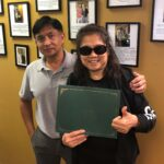 jersey city physical therapy specialist humberto colmenares with a pain free patient complete physical rehabilitation
