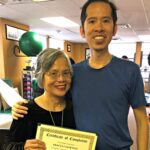 jersey city physical therapy specialist dr. james pumarada and dizziness back pain patient success aracelis